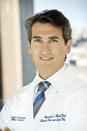 Dr Christopher Ahmad