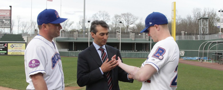 Rockland Boulders Team Physician Sports Doctor Ny Dr Ahmad