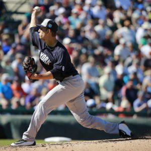 Yankees Prospect James Kaprielian's elbow still hurts